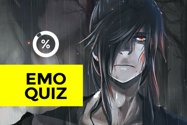 Emo quiz test – How Emo are you