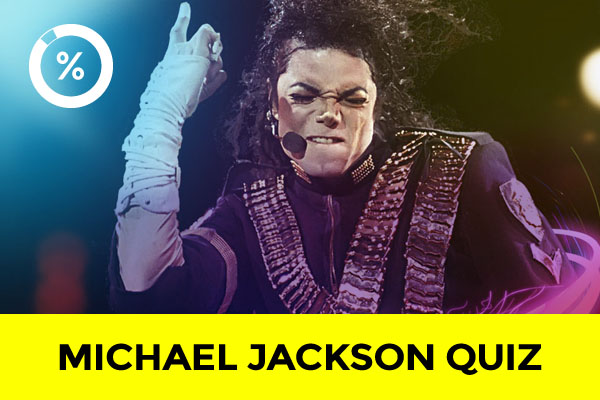 Michael Jackson Quiz – how Michael Jackson are you Test