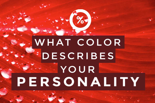 What color describes your personality? – color personality quizonline
