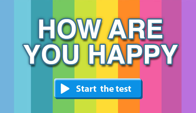 what makes you happy quiz