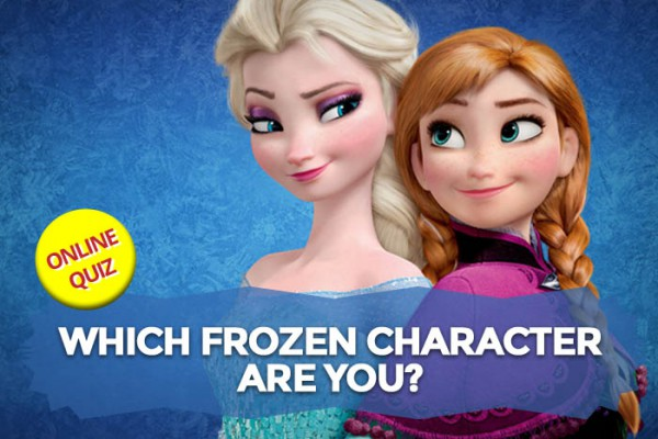 "Quiz: Which ""Frozen"" Character Are You – Frozen movie Quiz"